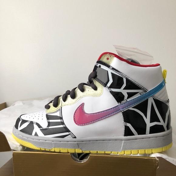 "on sale c977c 098df Nike dunk high premium SB size 9 ""thrashin"